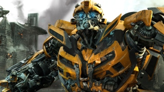 Michael Bay Shares A Look At The New Bumblebee From 'Transformers: The Last Knight'