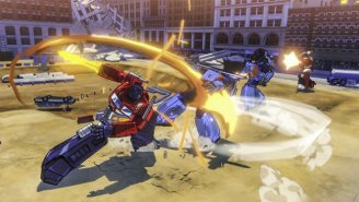 'Transformers: Devastation' Is Real, And It's Beautiful