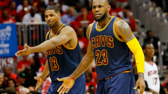 PLAYING SMALL TO WIN BIG: Cleveland's Top Lineup Faces A Unique Challenge Against Golden State