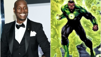 Tyrese Gibson Keeps Hinting He'll Be Playing John Stewart In The 'Green Lantern' Movie
