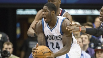The Minnesota Timberwolves Have Put Anthony Bennett On The Trade Block