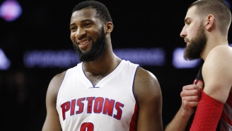 Andre Drummond Is Slimming Down Because He's 'Tired Of Losing'