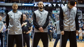 Tony Parker Thinks Manu Ginobili And Tim Duncan Are 'Both Going To Play One More Year'