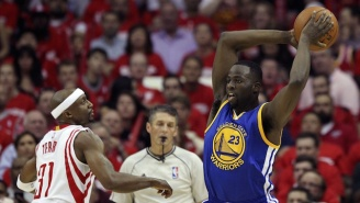 The Hawks, Rockets, And Pistons Are All Expected To Pursue Draymond Green