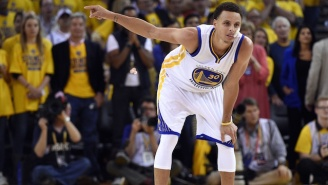 Sorry, America: Stephen Curry Is Much, Much Stronger Than You Are After All