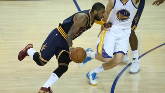 Kyrie Irving's Injury Reportedly Raises The Tension Between He And The Cavaliers