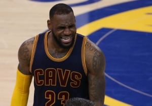 LeBron James Says He 'Wouldn't Feel Good' About Winning Finals MVP If His Cavs Lose