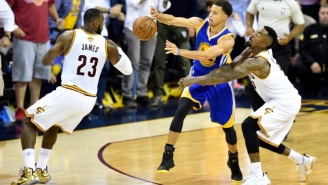 Steph Curry Dishes, Andre Iguodala Dunks, And The Warriors Have Turned On The Jets