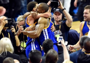 The Warriors Beat The Exhausted Cavs To Win Their First NBA Title In 40 Years