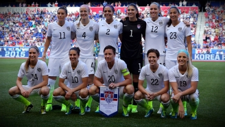 Here's Why You Should Watch The Women's World Cup