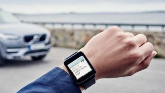 Volvo Finds The Killer App The Apple Watch Desperately Needs
