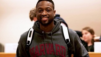 Highest Learning: Dwyane Wade Graduates From Harvard Management Program