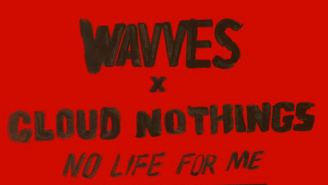 Listen To Cloud Nothings And Wavves' Joint Album, 'No Life For Me'