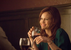 'Wayward Pines' First Look: Ethan's wife and former mistress have a chilly chat
