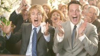 'Play Like A Champion' With These 'Wedding Crashers' Quotes