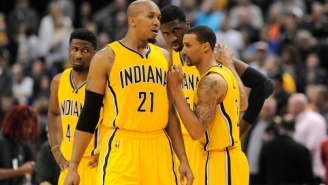 Report: David West Opts Out Of His Contract To Seek Opportunities Elsewhere