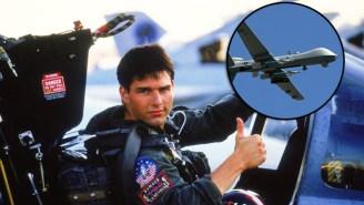 'Top Gun 2' Will Reportedly Feature 'Maverick Playing Maverick' And Drone Warfare