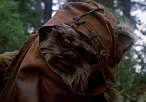 Wicket May Be Returning In 'Star Wars: The Force Awakens'