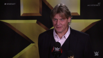 Dark Match Dungeon: William Regal Keeps It Old School