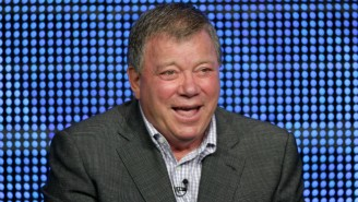 William Shatner Is Going To Travel Across America On A Custom Three-Wheeled Motorcycle