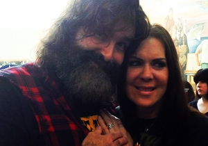 Chyna's Whirlwind American Tour Continued With A Visit To Mick Foley's House And More
