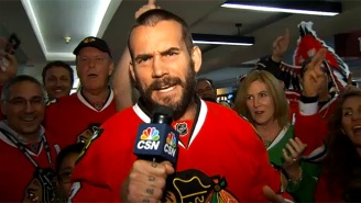 CM Punk Called Hulk Hogan A 'Hack' And 'Garbage' For Backing The Lightning In The Stanley Cup