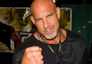 Goldberg Returned To The Ring This Weekend To Spear Scott Steiner Out Of His Crazy Boots