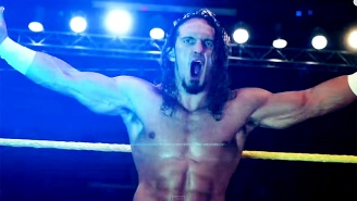 Neville's Entrance Theme Becomes Truly Sensational With The Addition Of INXS' 'New Sensation'