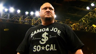 Watch Samoa Joe Say Goodbye To Ring Of Honor In A Fiery, Emotional Promo