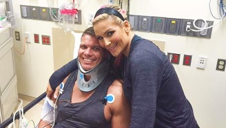 Tyson Kidd Receives Well-Wishes From The Rock, Cesaro And More After Successful Surgery