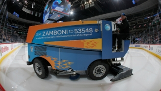 We Now Know The Punishment For Drunk-Driving A Zamboni