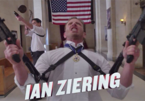 Get To Know The New Cast Of 'Sharknado 3: Oh Hell No' With This Silly, Shark-Heavy Trailer