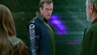 """Why Hugh Laurie in """"Tomorrowland"""" is my #WeirdCrushWednesday"""