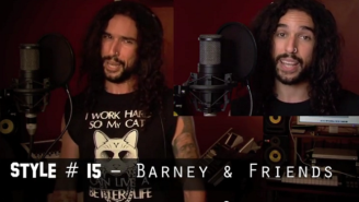Watch Some Guy Cover Taylor Swift's 'Bad Blood' In 20 Different Styles