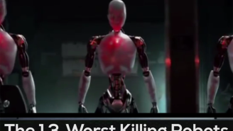 13 In 3: Counting down the most ineffective killer robots in cinema