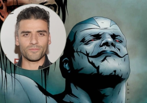 Here's Your First Clear Look At Oscar Isaac As Apocalypse From The Latest 'X-Men' Film