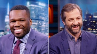 50 Cent And Judd Apatow Discussed Their Thoughts On Ashley Madison