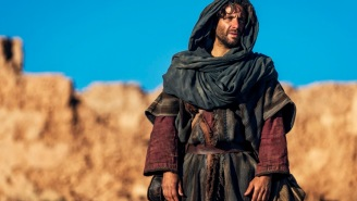 'A.D. The Bible Continues' joins 'American Odyssey' on NBC's cancellation heap