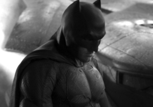 Ben Affleck Says His 'Batman' Movie Will 'Borrow' From The Comics