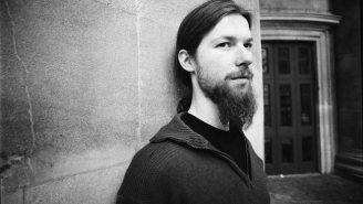 Aphex Twin's Richard D. James Returns For His First AFX Release In 10 Years