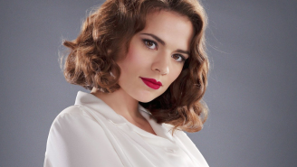 'Agent Carter' heads to Hollywoodland in stylistic Comic-Con poster