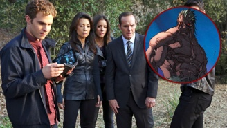 'Agents Of SHIELD' Is Adding A New 'Inhuman' Villain From The Pages Of Marvel Comics