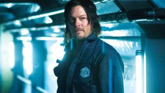 Watch: Norman Reedus Screened His Cool New Trailer For 'Air' At Comic-Con