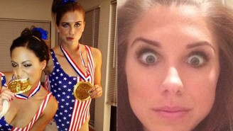21 Times Alex Morgan Proved She's The Best Athlete On Social Media