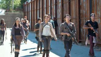 The Brief But Fascinating Backstory Of The Alexandria Safe Zone On 'The Walking Dead'