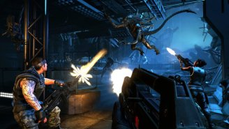 Two Years Later, Gearbox Is Still Defending 'Aliens: Colonial Marines'