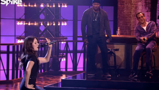 Alison Brie Rapping To Salt-N-Pepa On 'Lip Sync Battle' Is 'Very Necessary'