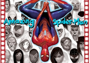 Behold! Hip-Hop album covers and Marvel comics combine
