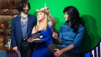 Watch Amy Schumer, Bill Hader and Judd Apatow Become the Real Housewives of NY