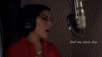 Watch Amy Winehouse Sing 'Back To Black' A Capella In This New Documentary Clip